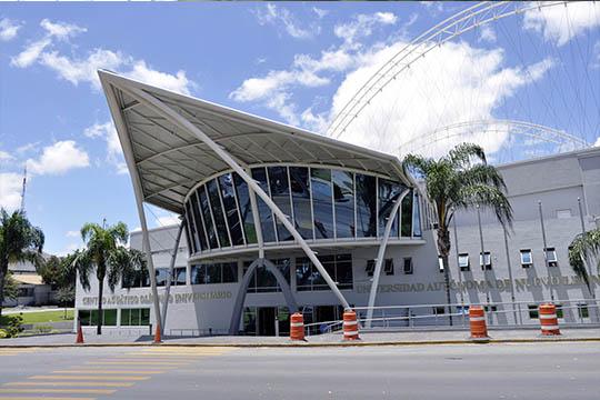 Centro Acuático Olímpico Universitario